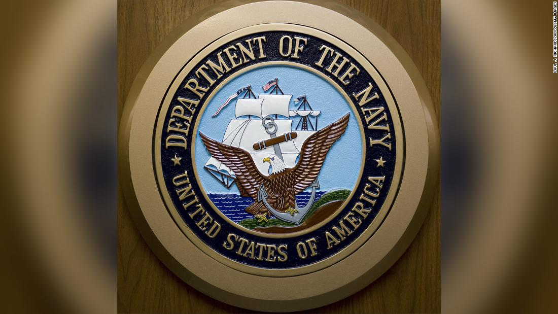 US Navy searching for sailor who went missing in North Arabian Sea