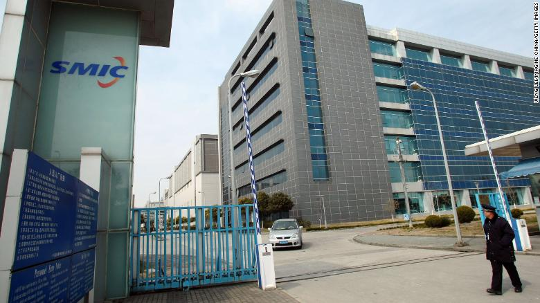 US considers restrictions on China's largest chipmaker