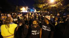Rochester Mayor and Chief of Police promise reform after Daniel Prude's death as city sees fifth night of protests