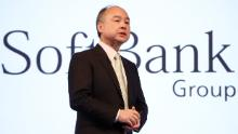 SoftBank shares dive on reports that Masa Son has been betting heavily on tech stocks