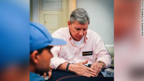Mike Sexton helped found partypoker, a successful online cards table.