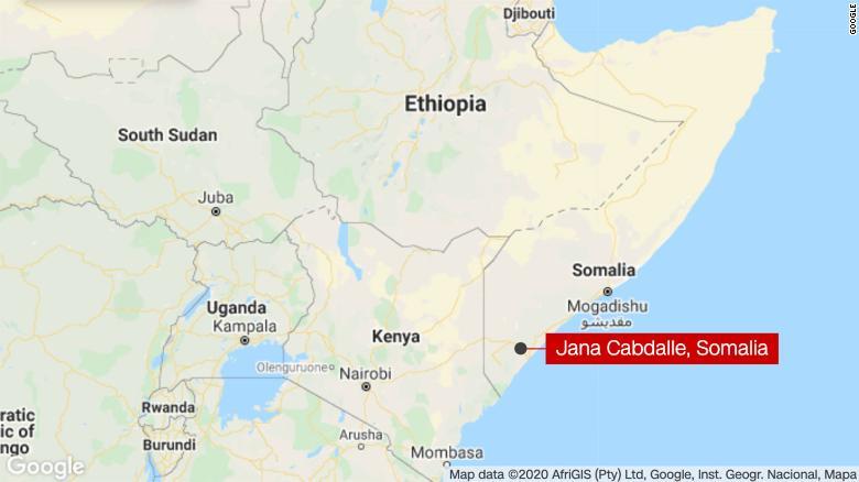 US service member injured in Al-Shabaab attack in Somalia