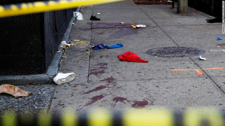 6-year-old boy among 5 people shot during Brooklyn J'Ourvet celebration