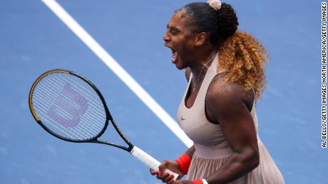 Another comeback win for Serena Williams at the US Open