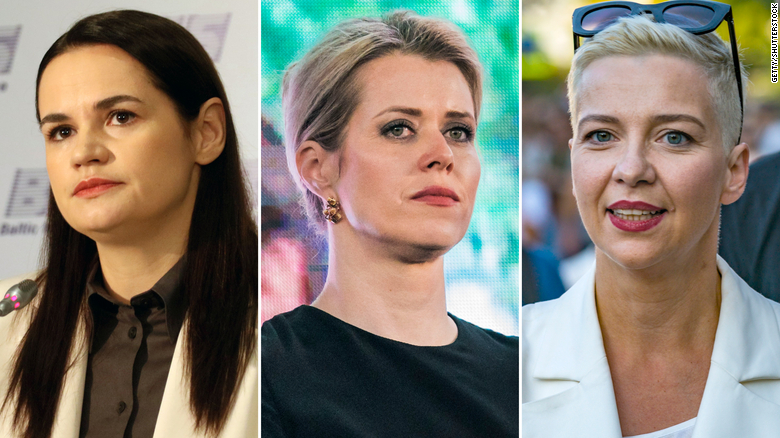 These three women stood up to Europe's longest-serving dictator. Here's what happened to them