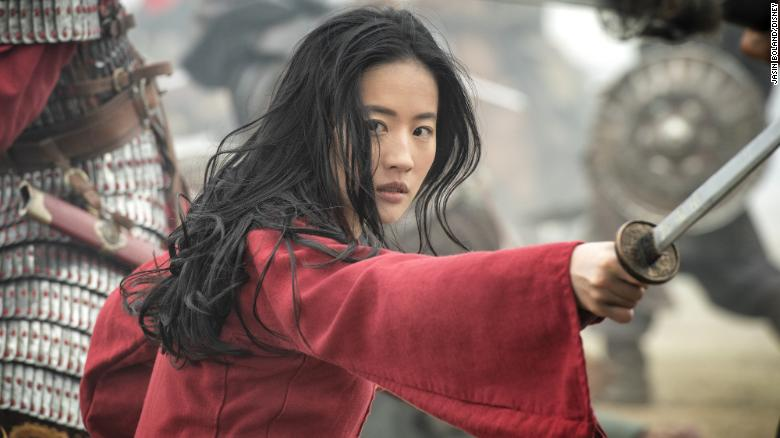 Disney hit by backlash after thanking Xinjiang authorities in 'Mulan' credits