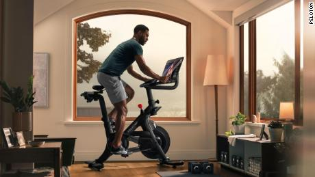 Peloton's new Bike+ costs $2,495.