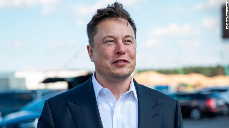 Tài sản của CEO Tesla Elon Musk tăng khoảng 70 tỷ USD trong 6 tháng 1ua.