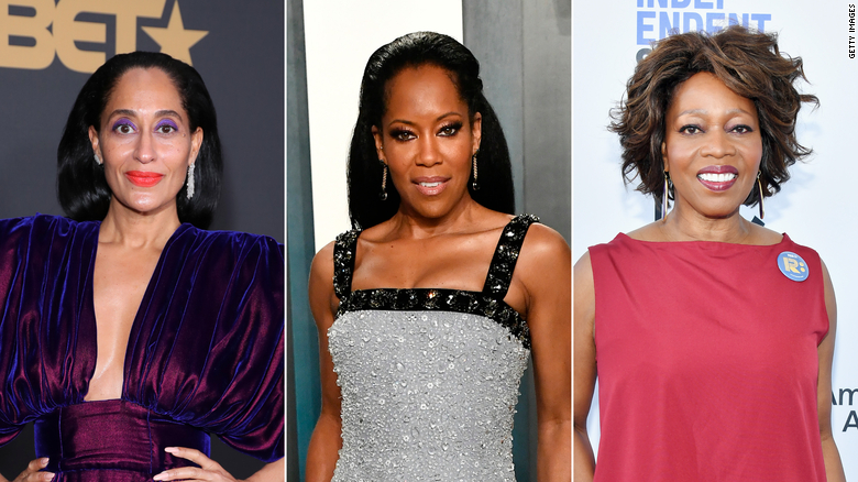 'Golden Girls' recast with Black cast including Tracee Ellis Ross and Regina King