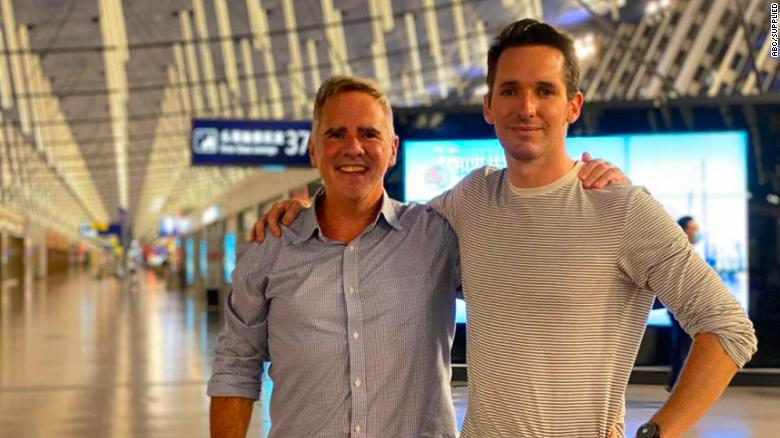 Australian Journalists Evacuated from China after Five-day Diplomatic Standoff