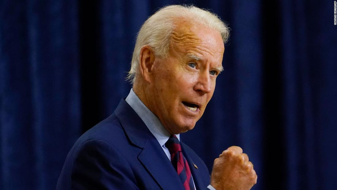 Joe Biden: There's a smarter way to be tough on Iran