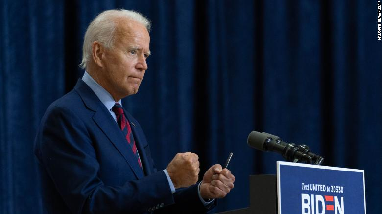 CNN to host town hall with Joe Biden