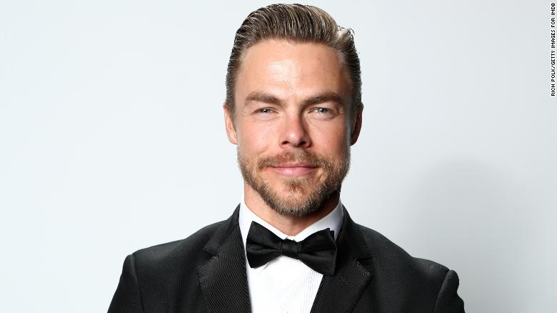 Derek Hough replacing Len Goodman as judge on 'Dancing With the Stars'