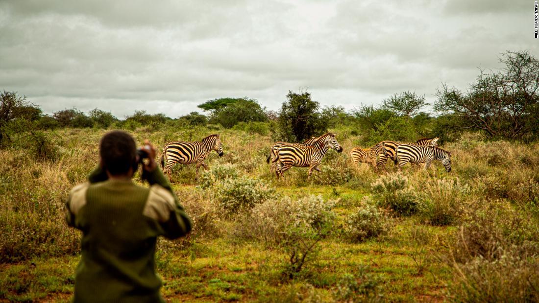 Meet the first all-women ranger unit fighting poachers