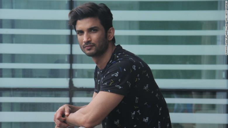 Bollywood actor Sushant Singh Rajput during an interview on September 20, 2016 in Mumbai, India.