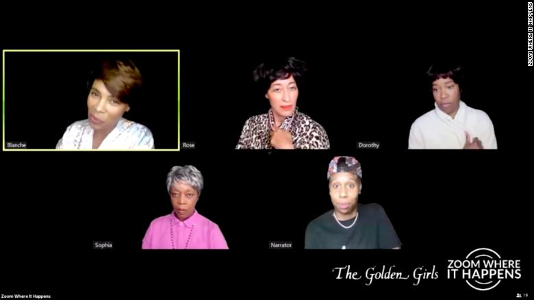 'Golden Girls' special episode brought in viral video star to perform theme remix