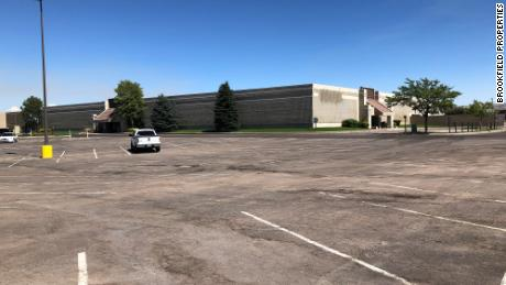 A former Sears at the Grand Teton Mall in Idaho Falls, Idaho, is converted into a public school.