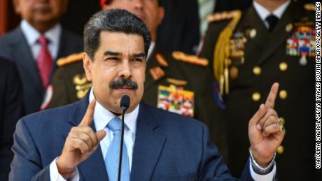 Venezuela's Nicolas Maduro wins latest round in billion-dollar gold battle