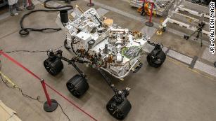 Conoce a OPTIMISM, el gemelo del rover Perseverance en la Tierra