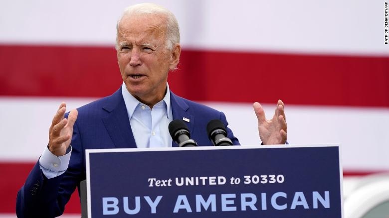 Why Biden's national lead matters