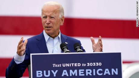 Analysis: Why Biden's national lead matters