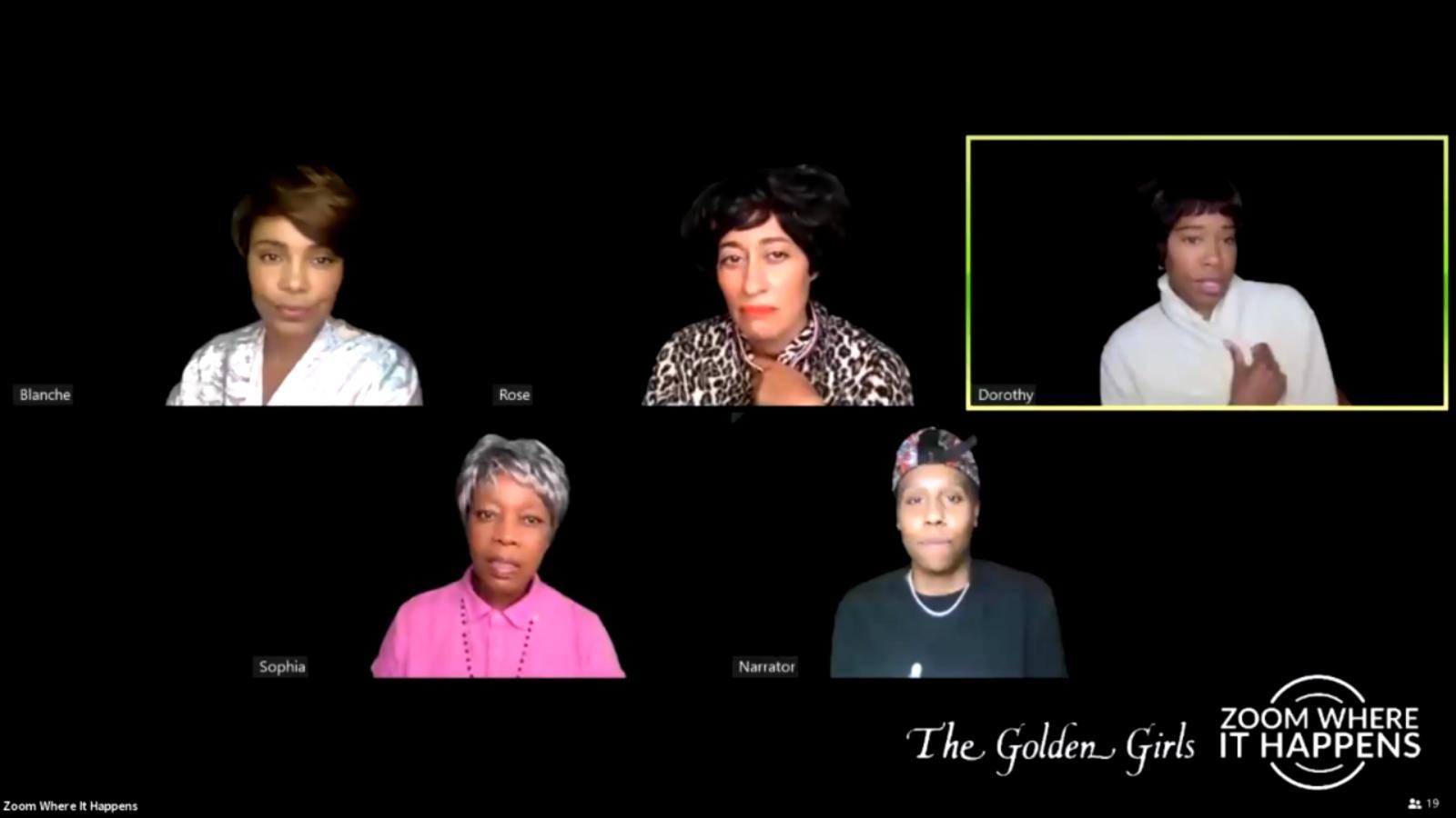 Golden Girls Recast With Black Cast Including Tracee Ellis Ross And Regina King Cnn