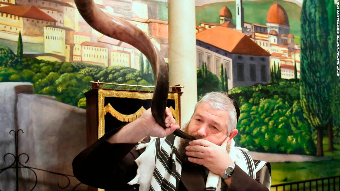 Jewish New Year allows for a time to reflect and renew