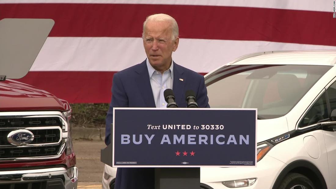 Biden blasts Trump's Covid-19 response: He lied thumbnail