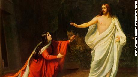 Muchos estudiosos han teorizado sobre Jesús ' Estado civil sobre la base de que pudo haber tenido una relación con María Magdalena.