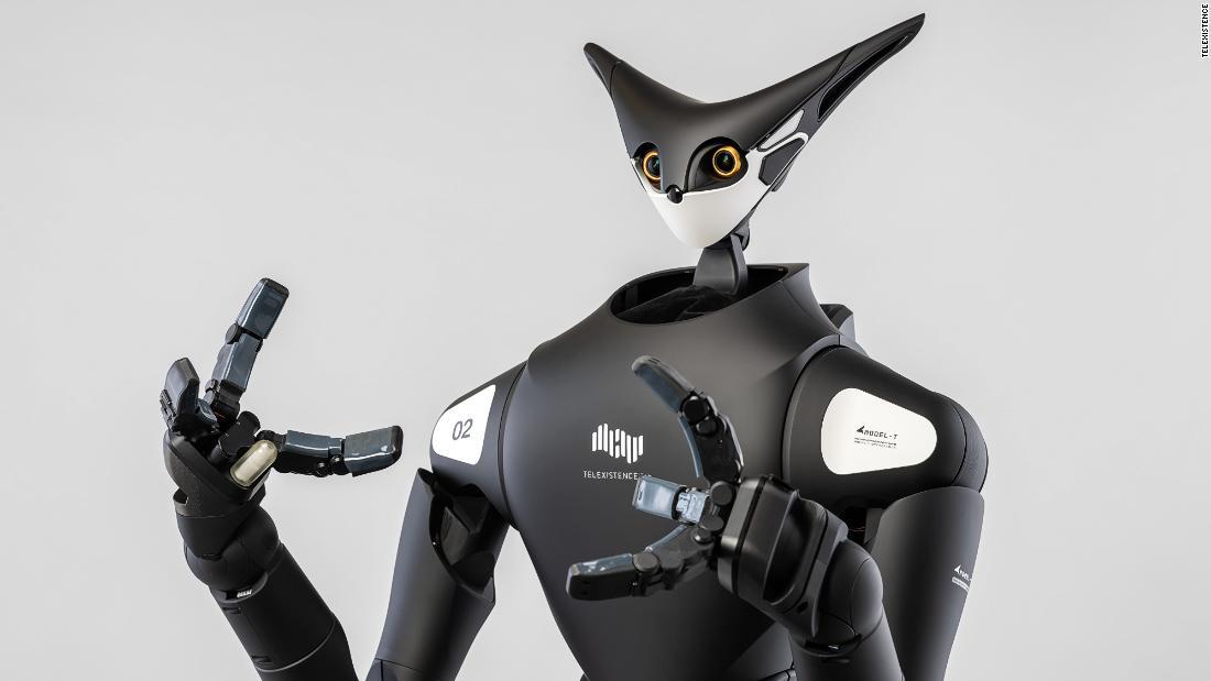 telexistence robot