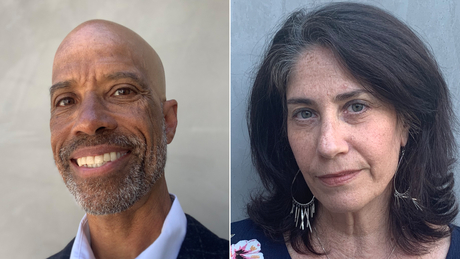 Victor and Libby Boyce, parents of actor Cameron Boyce