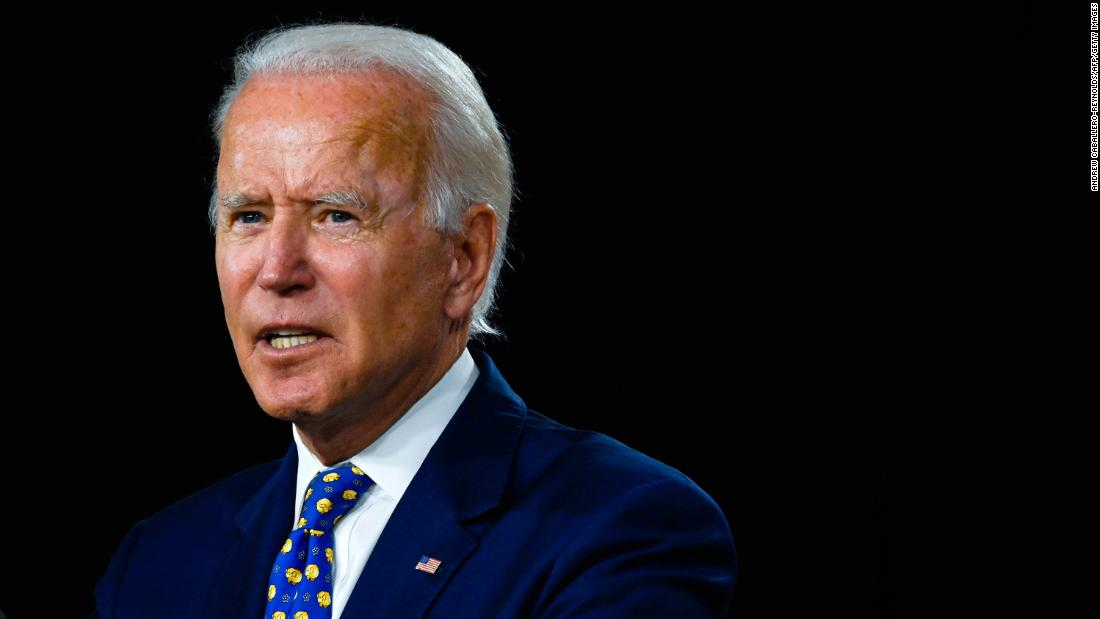 Biden campaign grows more diverse with people of color making up nearly half of staff