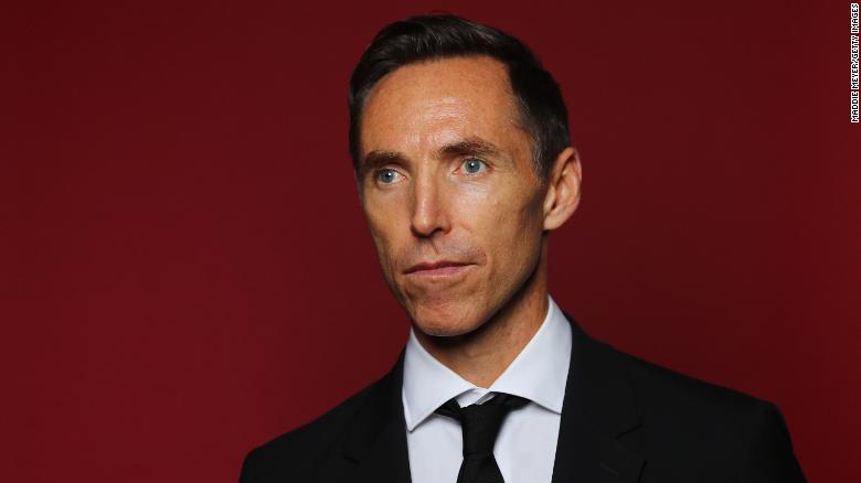 Steve Nash admits to benefiting from White privilege, saying he skipped the line to get head coaching job