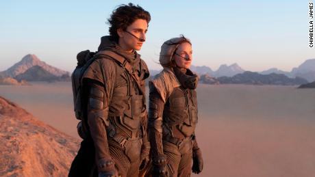 The highly anticipated trailer for 'Dune' is out