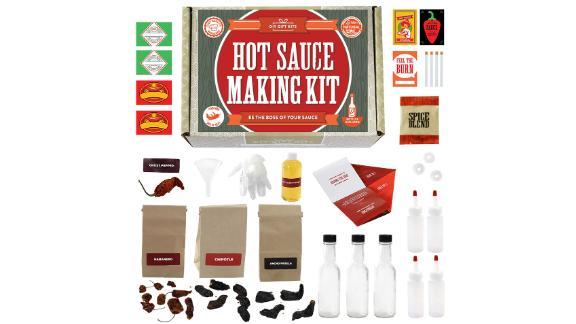 Kit de salsa picante