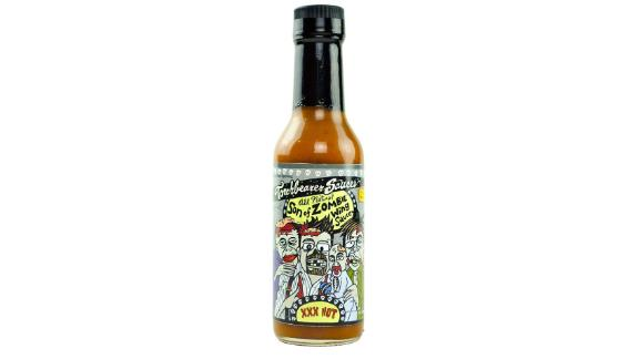Torchbearer Son of Zombie Wing Sauce