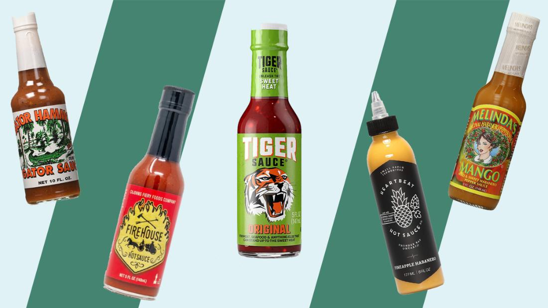 The best hot sauces you can buy online