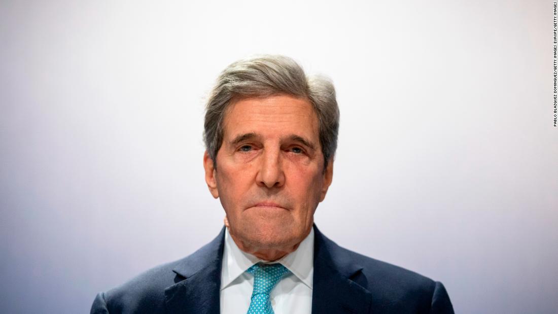 Biden prioritizes climate crisis by naming John Kerry special envoy