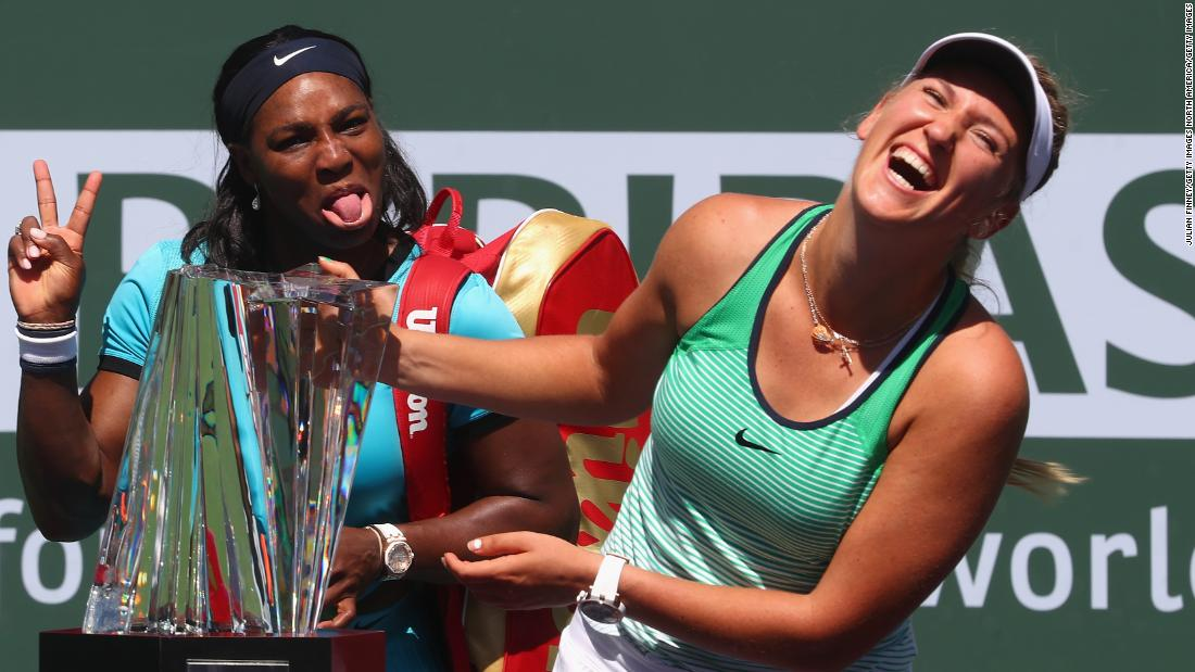 Serena Williams and Victoria Azarenka: Friends, moms and tennis greats set for US Open battle