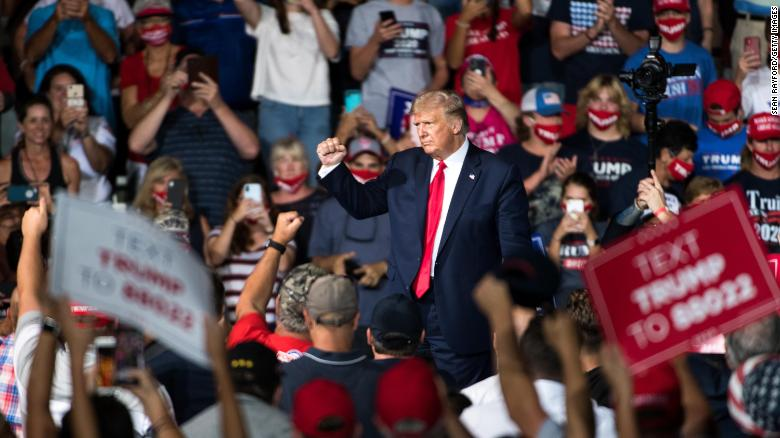 History shows why the next few weeks are critical for Trump 2020