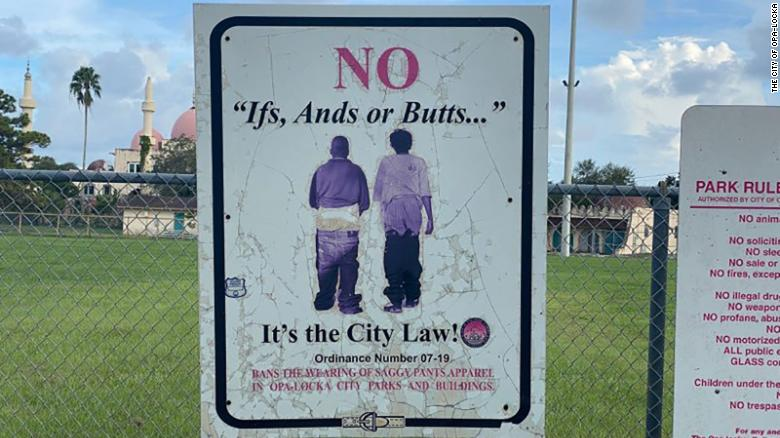 For 13 years, this city banned saggy pants. Now, officials have voted to repeal the law