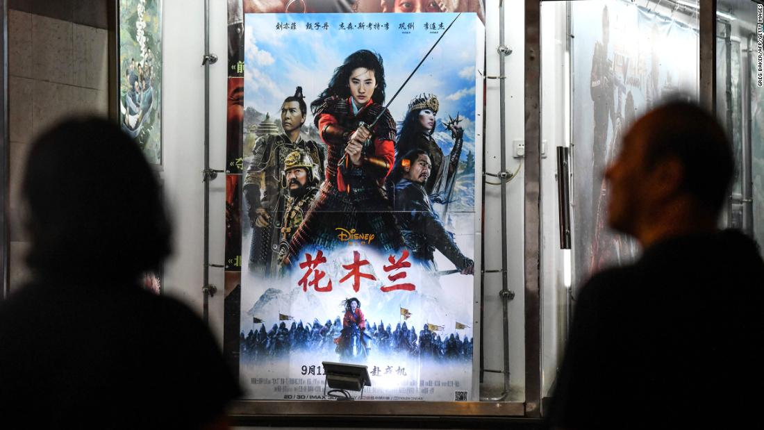 Backlash over filming 'Mulan' in Xinjiang 'generated a lot of issues' admits Disney – CNN