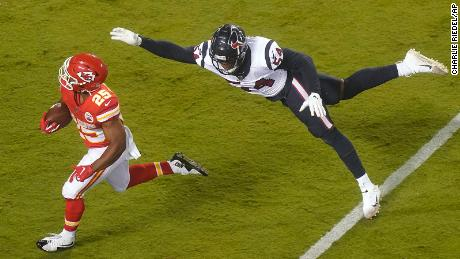 The most memorable moments from Chiefs vs. Texans on opening night