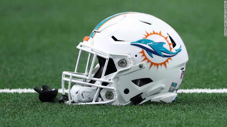 Miami Dolphins say they'll stay in locker room for NFL National Anthem. 'We don't need another publicity parade'