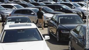 Used car sales are booming