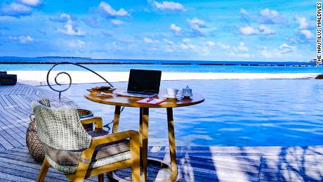 Maldives resort launches $23,250 luxury remote working package