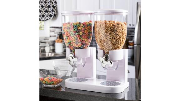 Zevro Double Cereal Dispenser