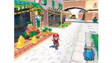 """Super Mario Sunshine"" was supposed to depict the feeling of being on vacation at the height of summer, said game producer Yoshiaki Koizumi."