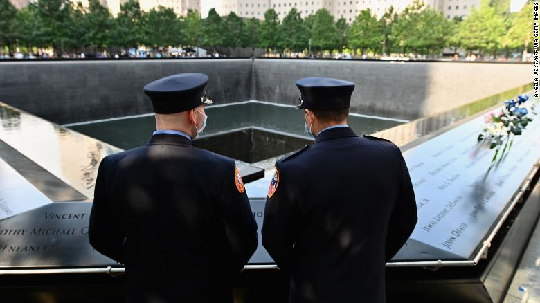 America's 9/11 remembrance altered by staggering pandemic loss