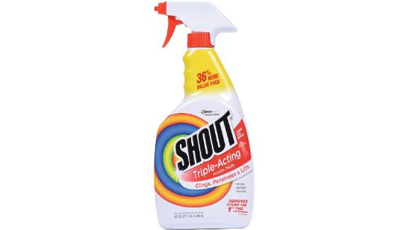 Shout Triple-Acting Laundry Stain Remover